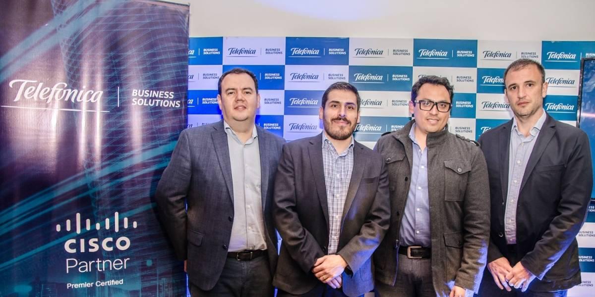 Cisco y Telefónica del Ecuador anuncian nuevo modelo de red