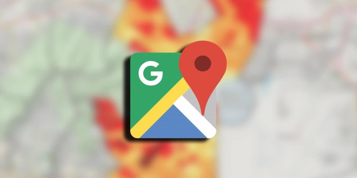 Así se ve la diferencia de clases sociales desde Google Maps
