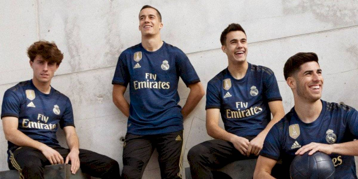 Al ritmo de rap, Real Madrid presenta segundo uniforme