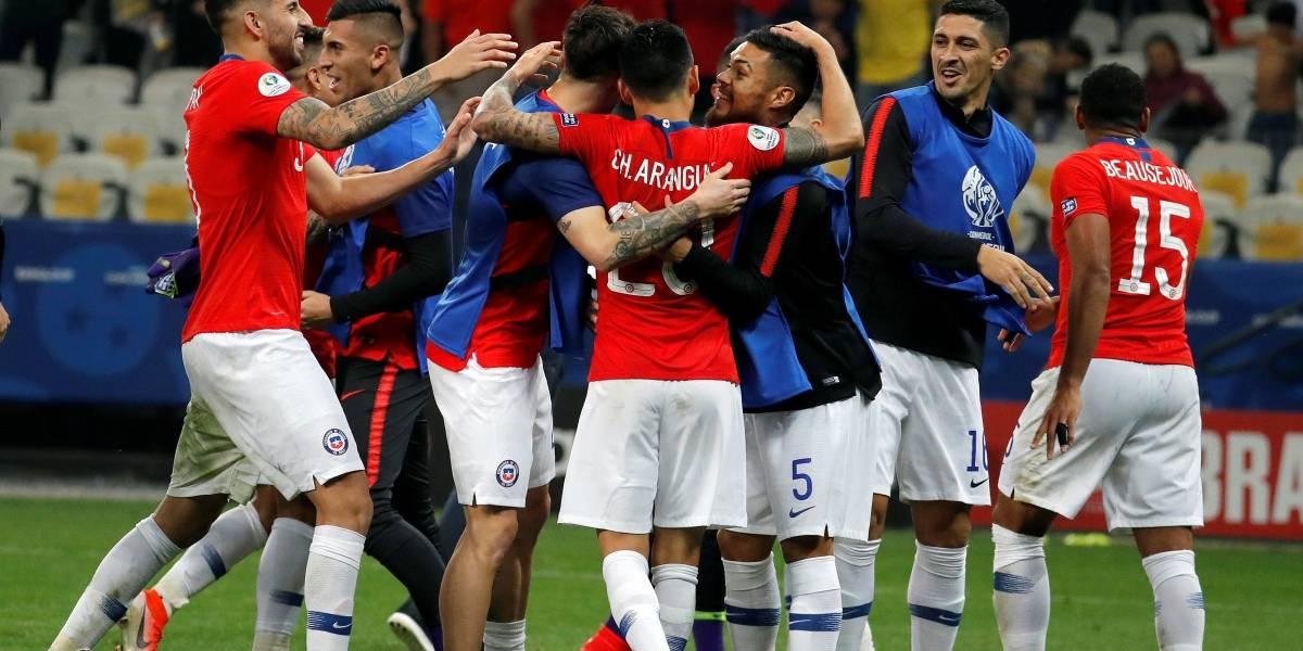 Chile gana a Colombia en penales y avanza a las semifinales (4-5)