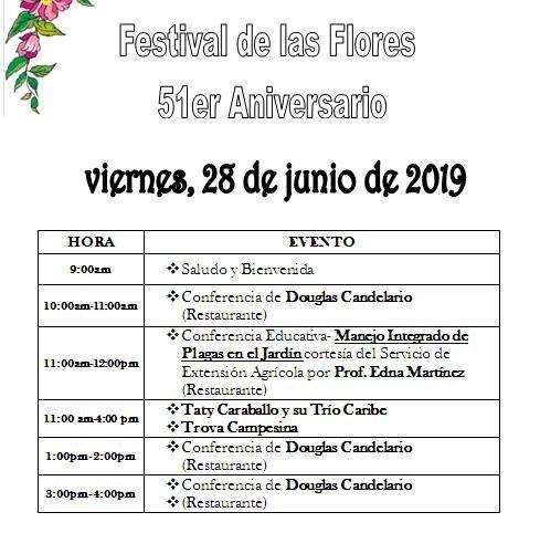 Festival de las flores 2019