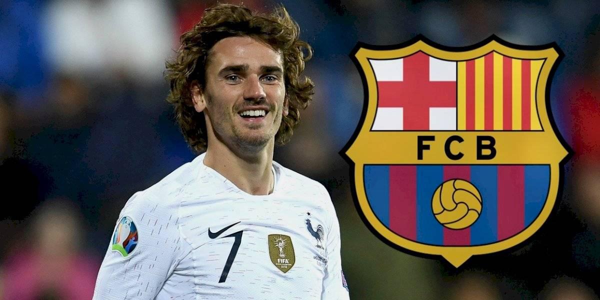 Barça ya habría comenzado negociación por Griezmann