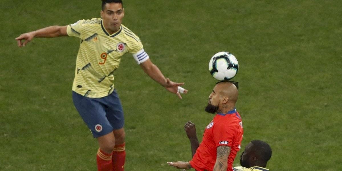 Así vivimos el espectacular triunfo de Chile sobre Colombia por penales en la Copa América
