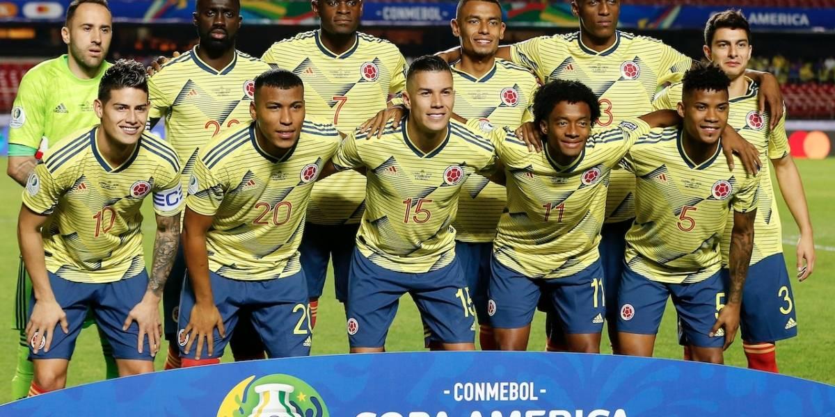 ¡Carlos Queiroz lo decidió! Confirmada la titular de Colombia para enfrentar a Chile en cuartos