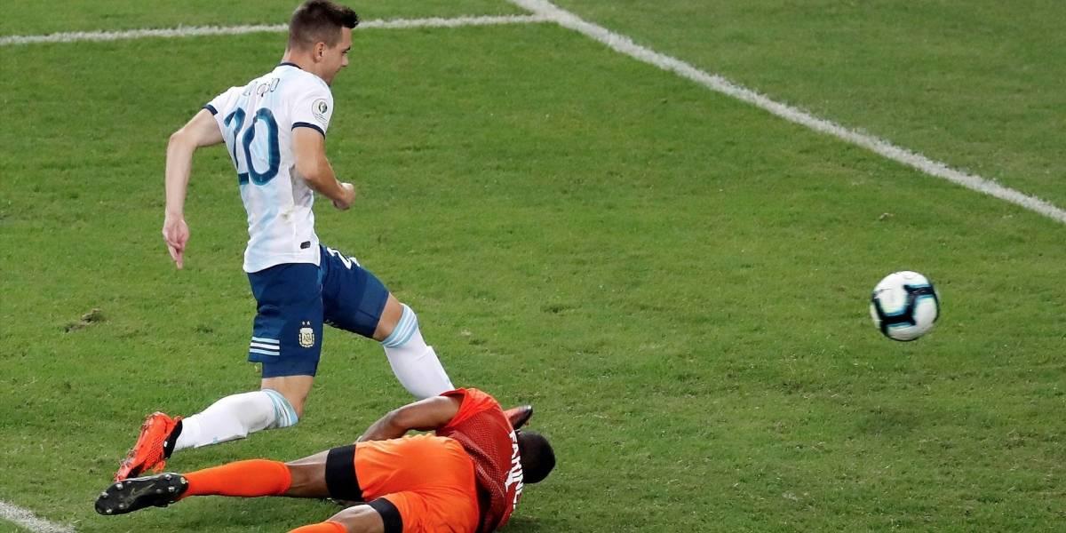 Le dan con todo a Wuilker Faríñez por su error en la eliminación de Venezuela contra Argentina