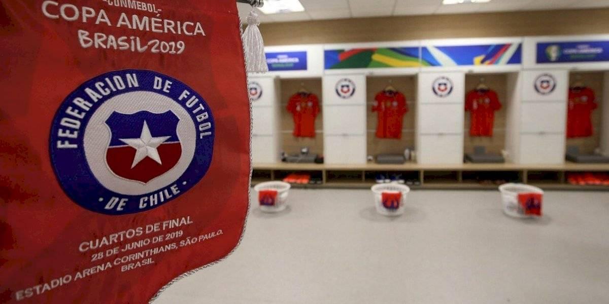 El tráfico de Sao Paulo le pasó la cuenta a la Roja y se retrasó el partido con Colombia