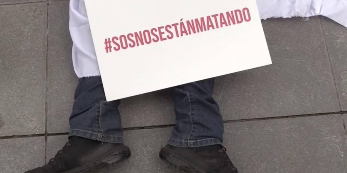 Le quitan la cabeza a líder social en Córdoba