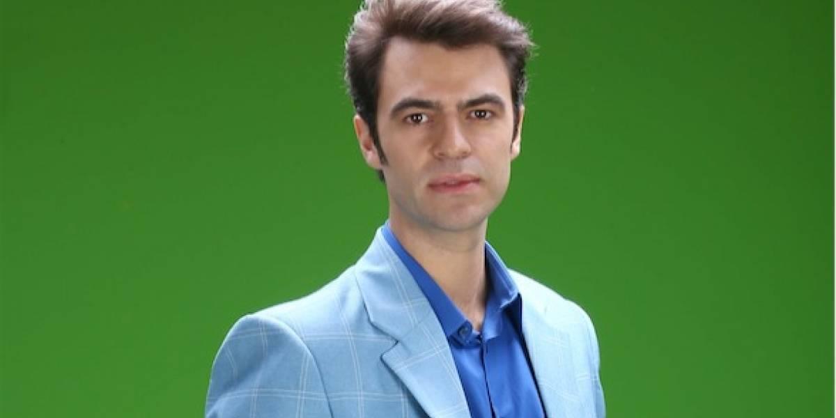 Jorge Arecheta lidera nueva teleserie de época de Mega con personaje homosexual