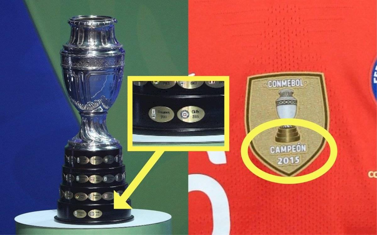 Chile campeón Copa América 2015