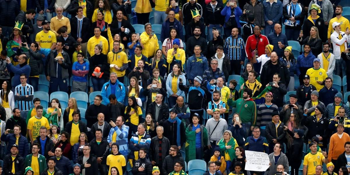 Conmebol multa CBF por gritos homofóbicos da torcida na Copa América