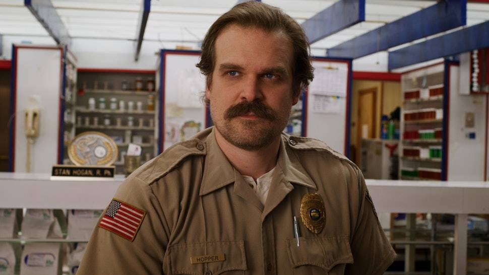 Sheriff Hopper