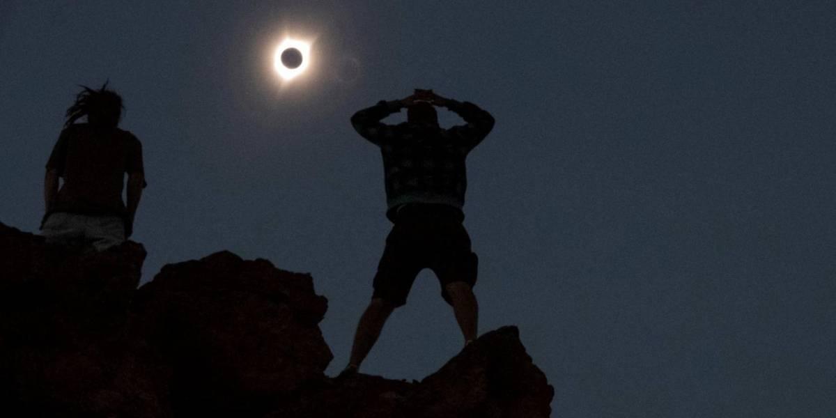 Eclipse: ¿Qué necesitas y desde dónde verlo en Santiago?