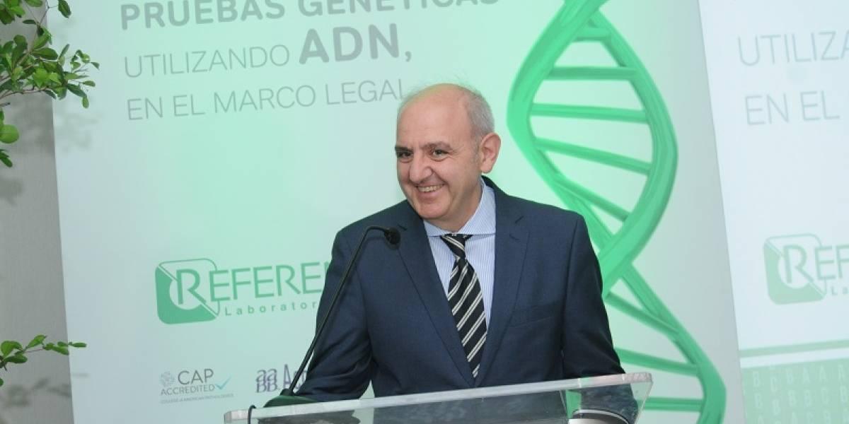 Científico español destaca uso de perfiles genéticos contra el crimen y complemento de la justicia