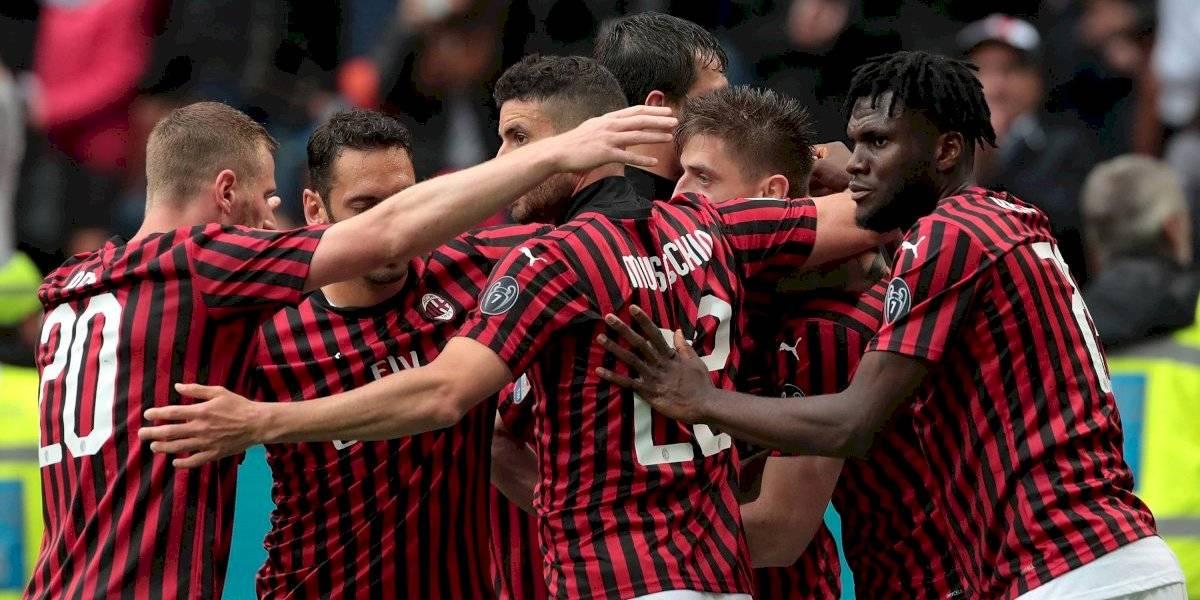 Milan, excluido de la Europa League por incumplimiento con el TAS