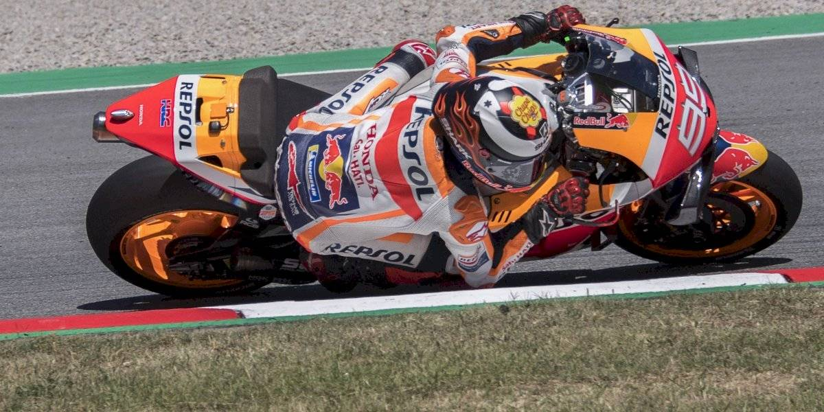 VIDEO: Piloto de MotoGP sufre fractura de vértebra tras fatal accidente