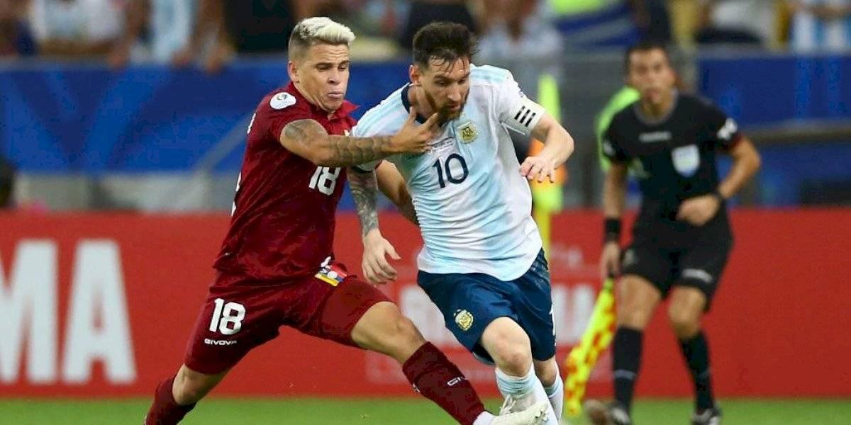 Las duras quejas de Messi tras el triunfo de Argentina sobre Venezuela por Copa América