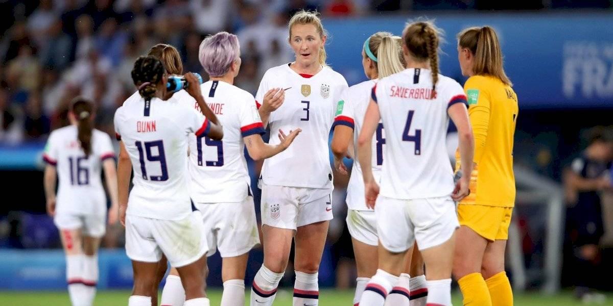 EU elimina a Francia y avanza a semifinales del Mundial Femenil