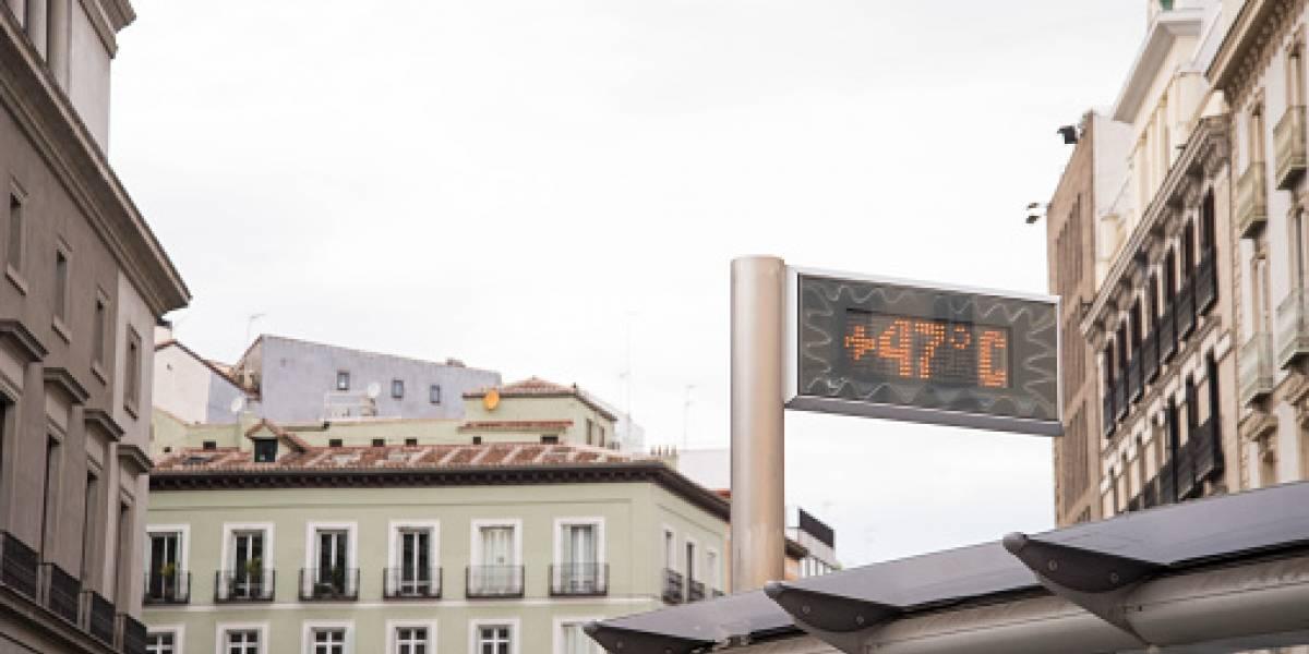 """Ola de calor sofoca a Europa con temperaturas """"potencialmente peligrosas"""""""