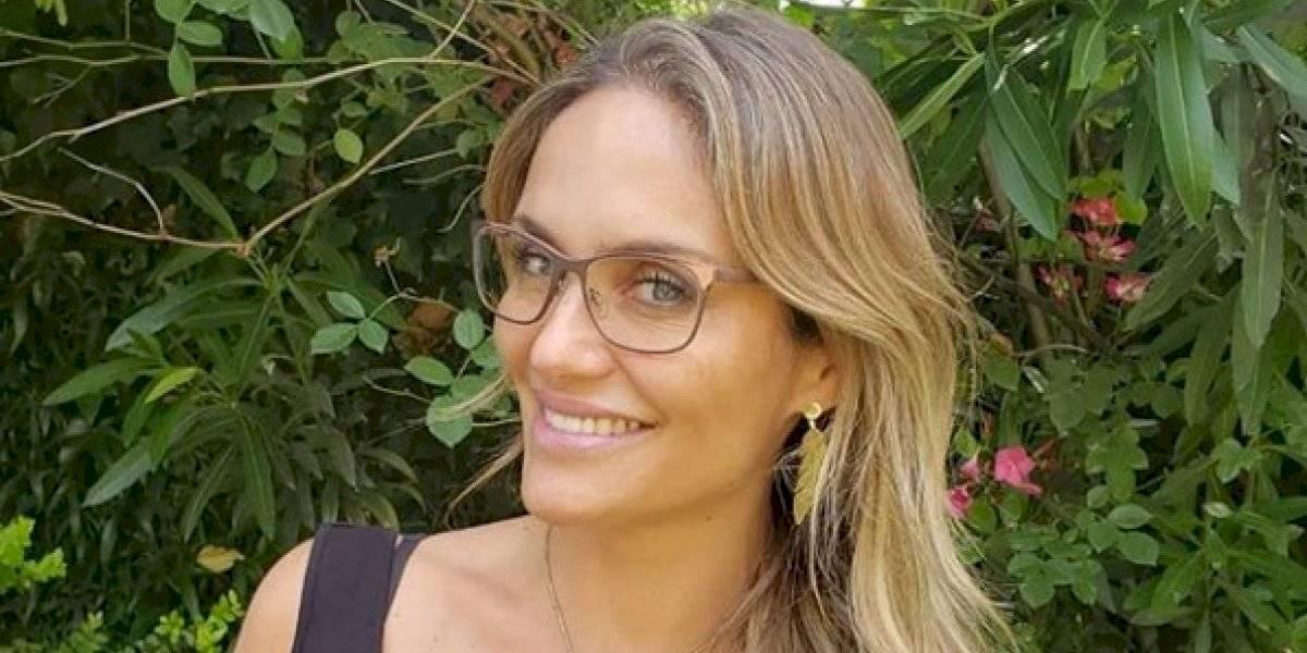 Kenita Larraín se une como panelista a