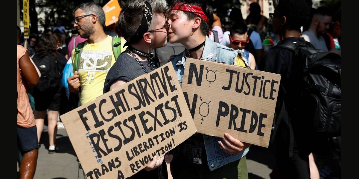Comunidade LGBT celebra 50 anos da revolta de Stonewall