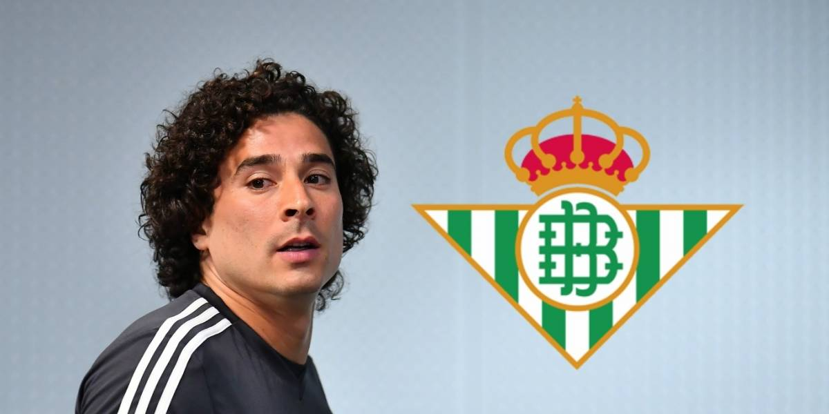 Memo Ochoa se uniría a Guardado y Lainez en el Betis