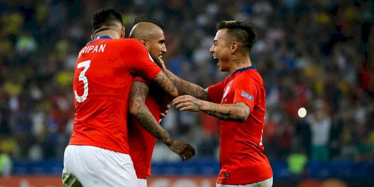 La Generación Dorada de la Roja vuelve a golpear la historia, vence al VAR y en los penales saca a Colombia de la Copa América