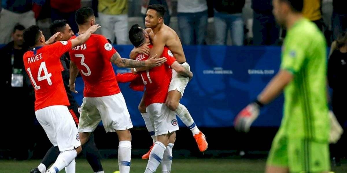 """""""Justicia penal"""": la prensa del mundo y la clasificación de Chile a semifinales de la Copa América"""