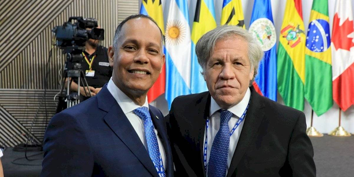 RD logra Red Interamericana Gobierno Digital ante OEA