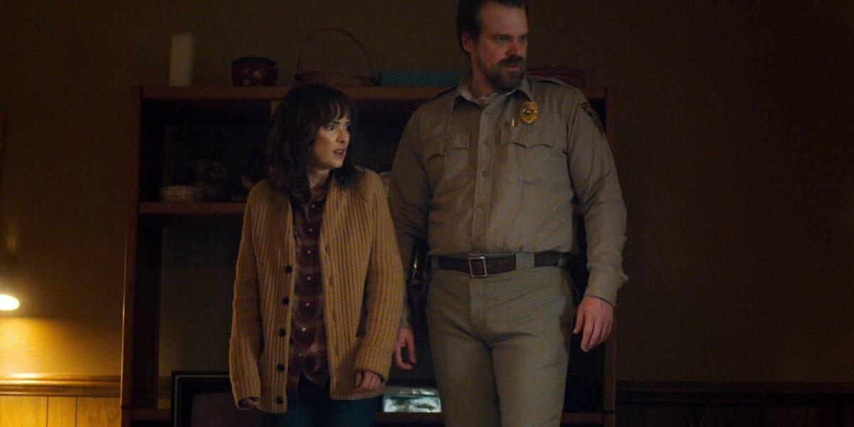 """David Harbour: """"El último episodio de la temporada 3 de Stranger Things es el mejor que hemos filmado"""""""