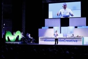 Movistar consiente a sus clientes con una Master class del chef Ferran Adrià