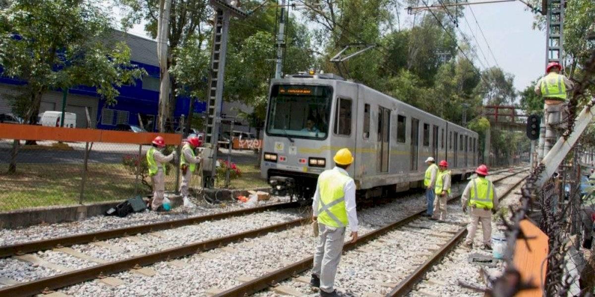 ¿Desde cuándo cerrará el Tren Ligero sus estaciones?