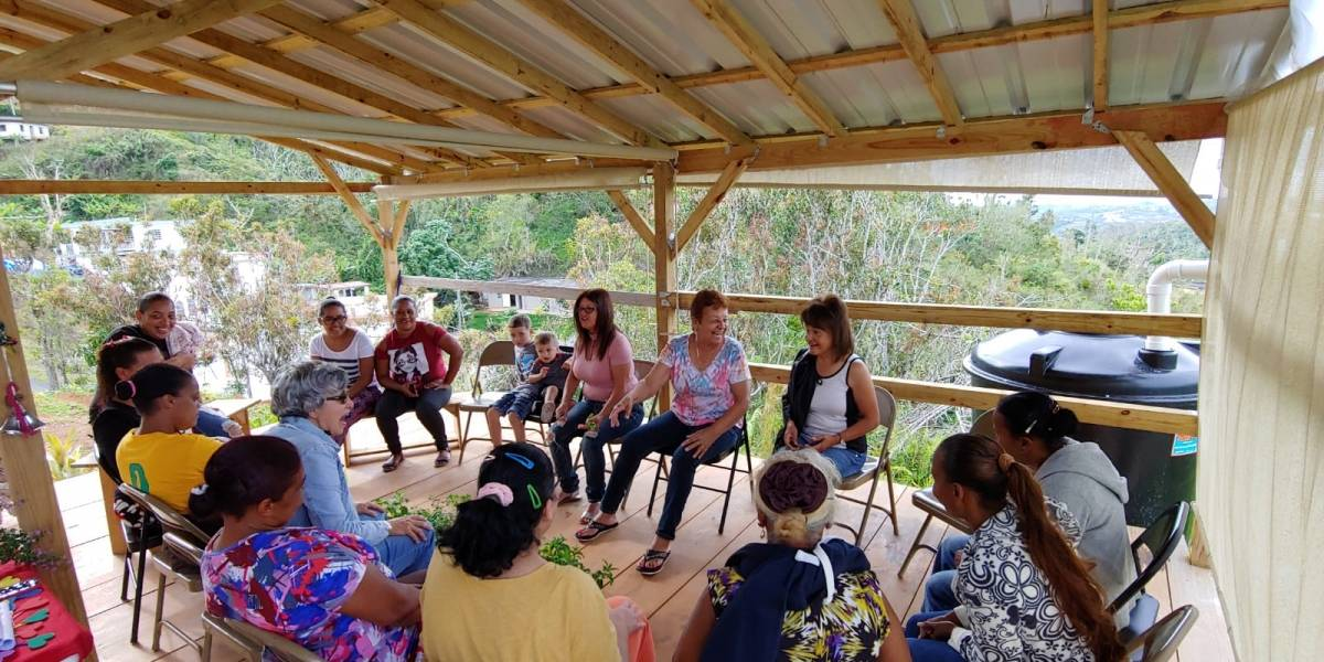 Proyecto Matria: 15 años de trabajo por la equidad y el desarrollo económico de la mujer