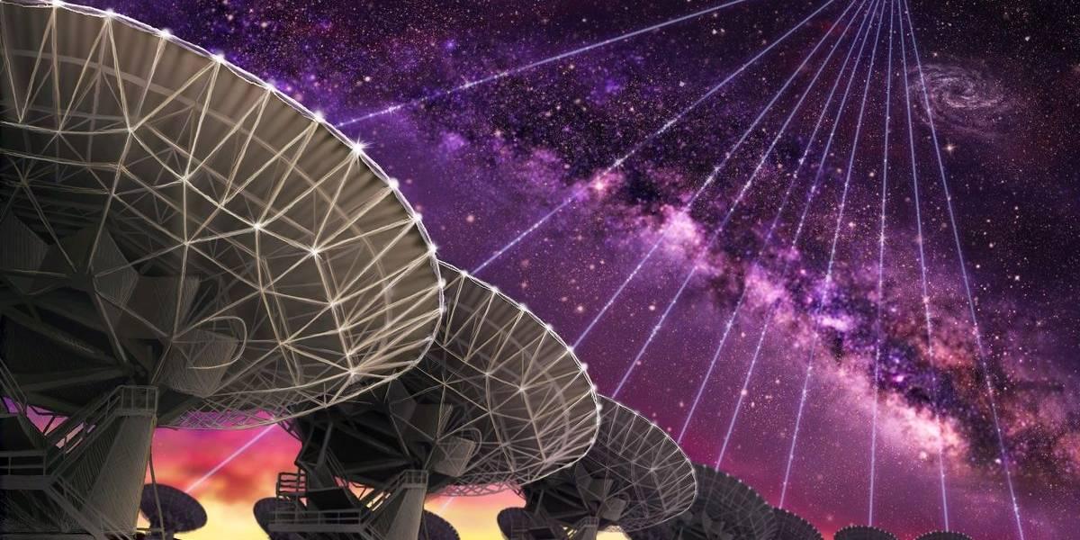 Encuentran el origen de una señal de radio extraterrestre