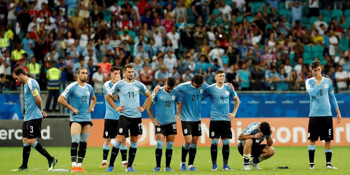 Uruguay vs Perú: Luis Suárez rompió en llanto tras quedar eliminado de la Copa América 2019
