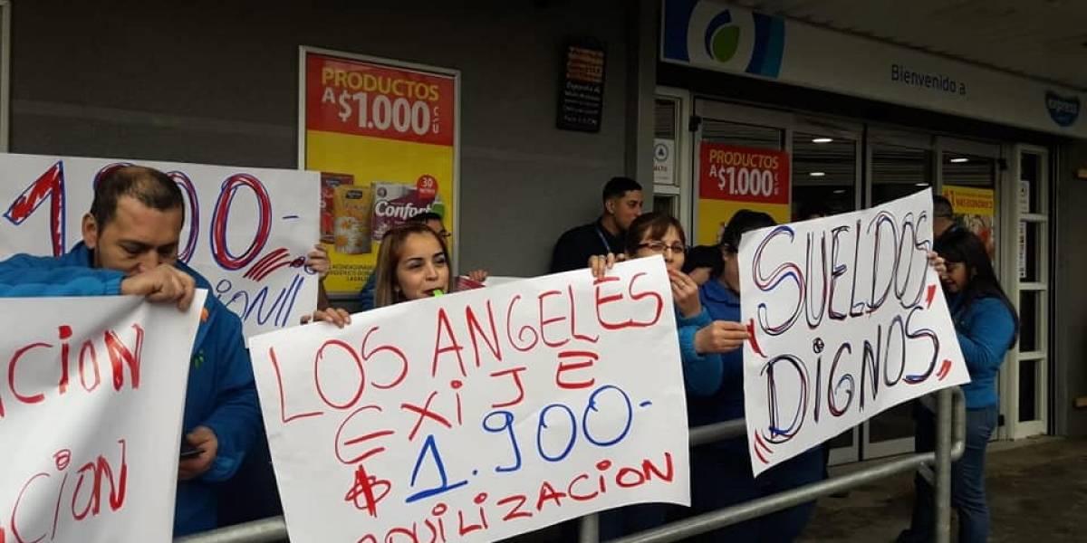 Huelga de trabajadores de Walmart comienza este miércoles — Chile