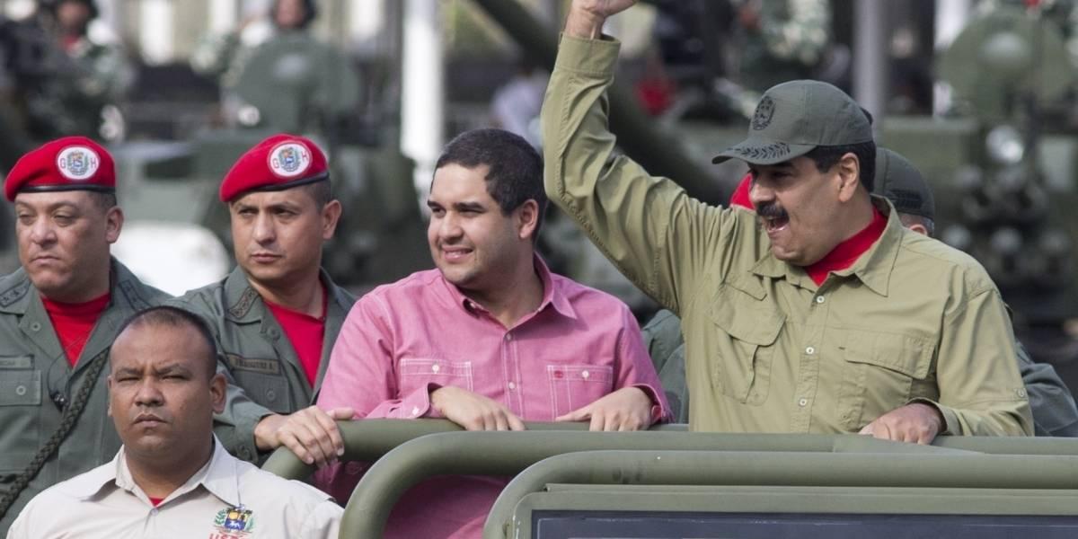 """Hijo de Nicolás Maduro dice que es un """"honor"""" haber sido sancionado por EE.UU."""