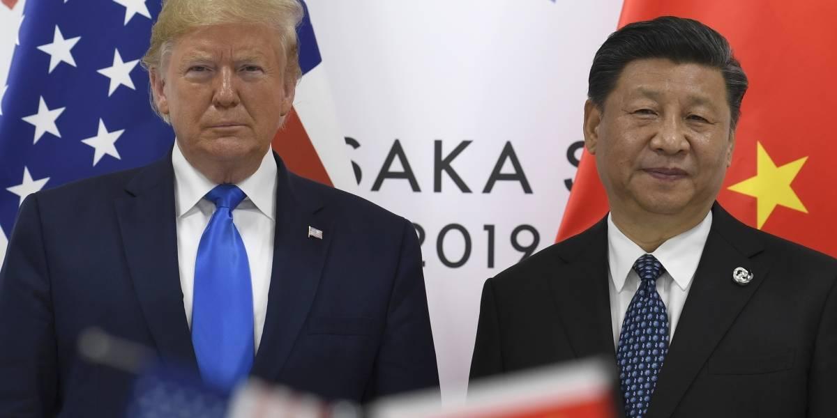 Donald Trump anunció que empresas de EE.UU. podrán vender productos a Huawei