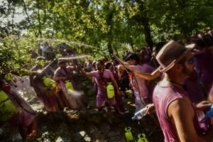 Batalla del Vino 2019, España