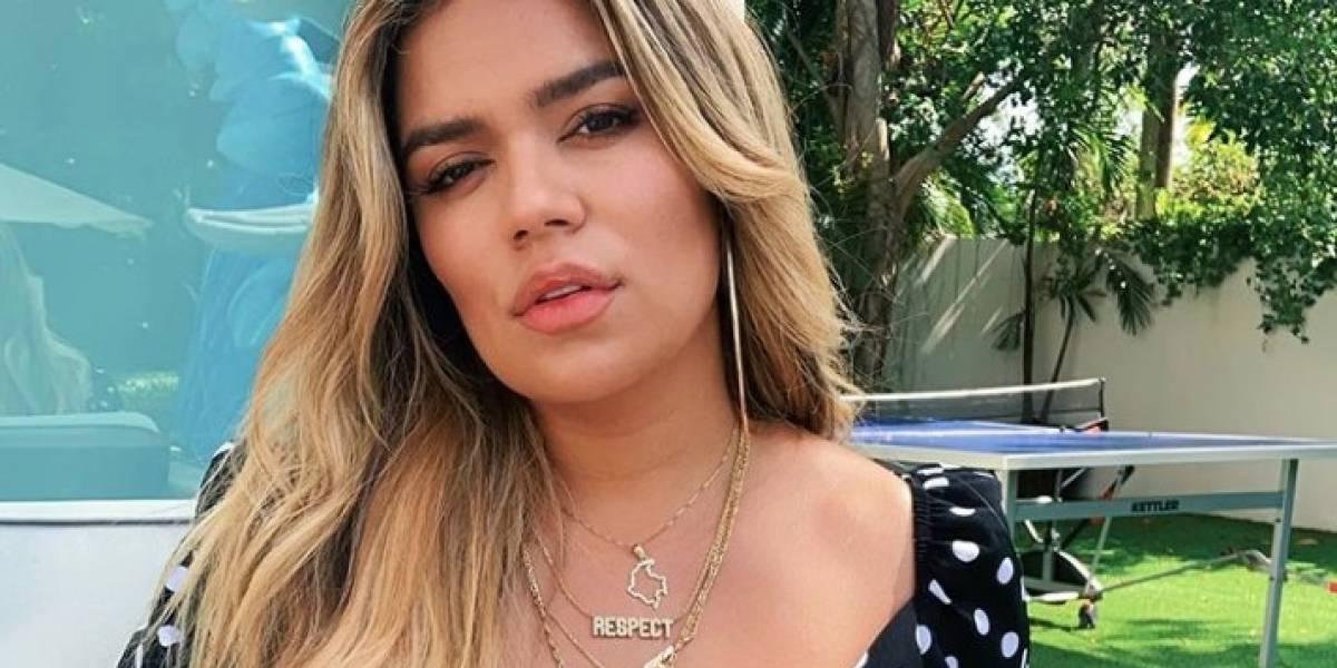 Karol G y su reflexión en Instagram que alcanzó el millón de 'Me Gusta'