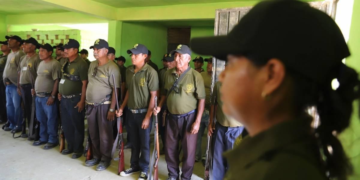 Advierten choques entre policías comunitarias y Guardia Nacional
