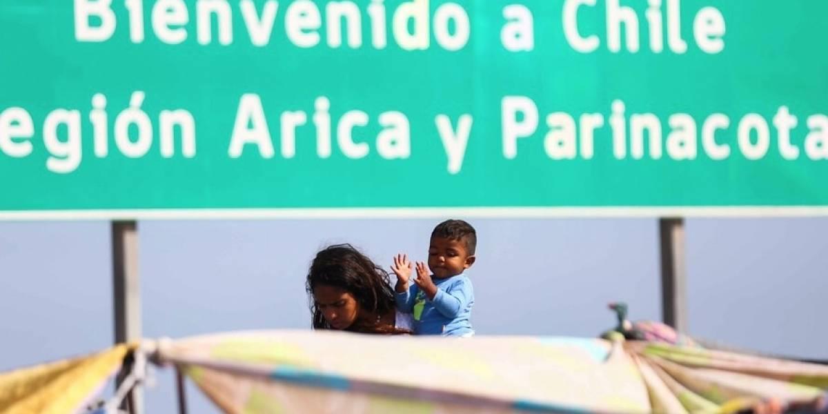 Impactantes cifras: más de 5 mil inmigrantes ilegales han cruzado a Chile en 2020
