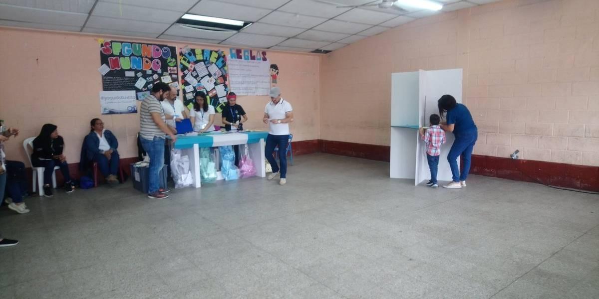Foro Guatemala insta al TSE a que publique los resultados finales de la jornada electoral