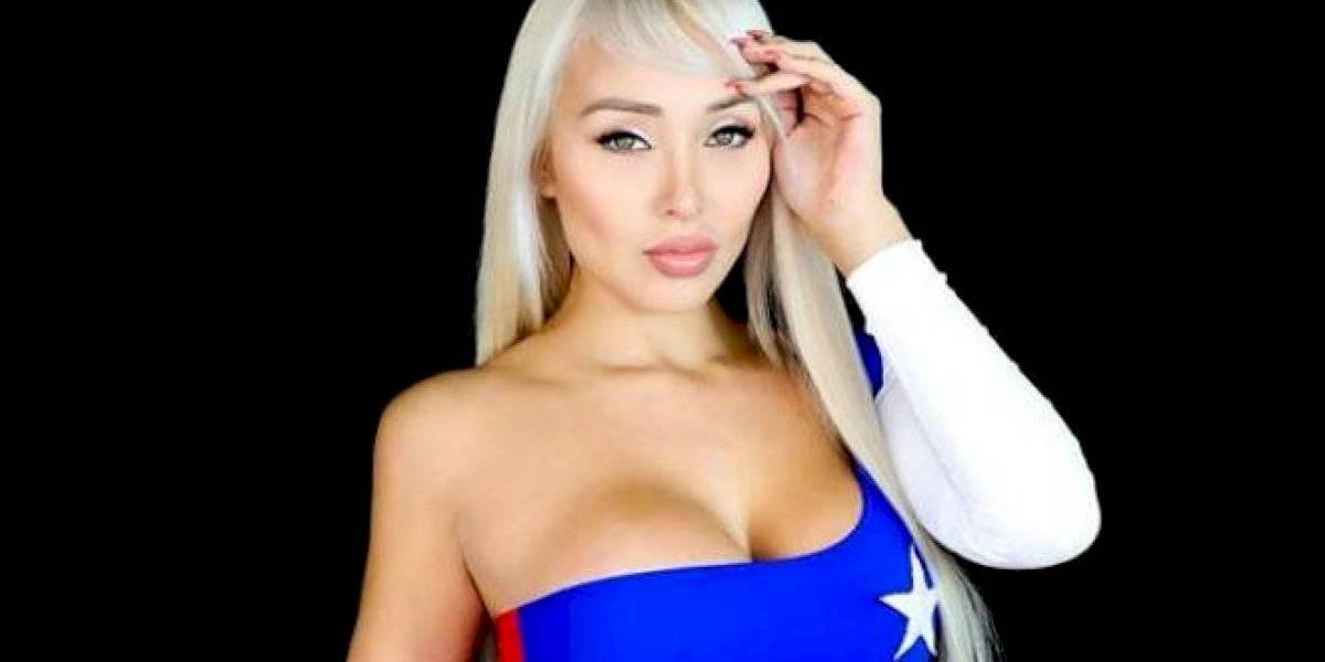 La chilena Daniella Chavez pone al rojo vivo las redes con sensual fotografía