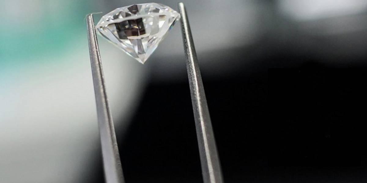 Ciencia: Logran teletransportar información dentro de un diamante
