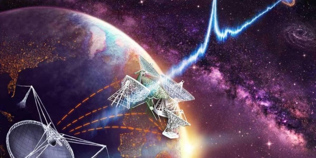 Por primera vez detectaron el posible origen de la misteriosa señal de radio que se detecta en el universo