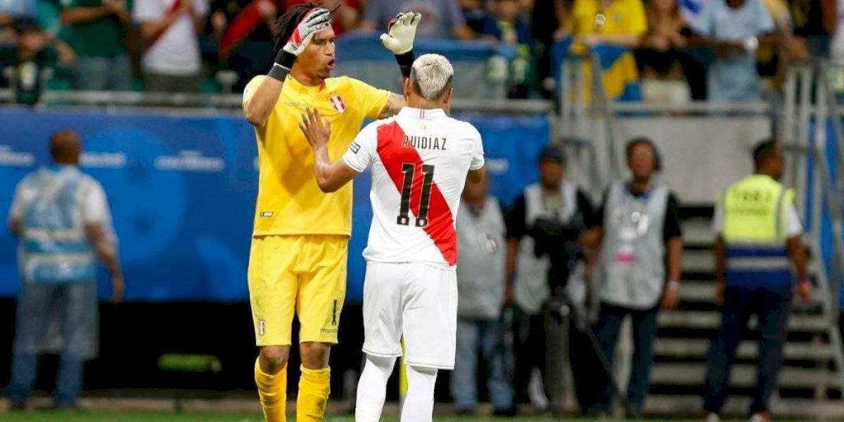 Perú da el batacazo, elimina a Uruguay en penales y es el rival de Chile en las semis de la Copa América