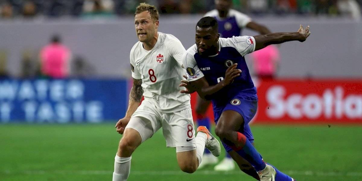 ¡Histórico! Por primera ocasión, Haití clasifica a semifinales de Copa Oro