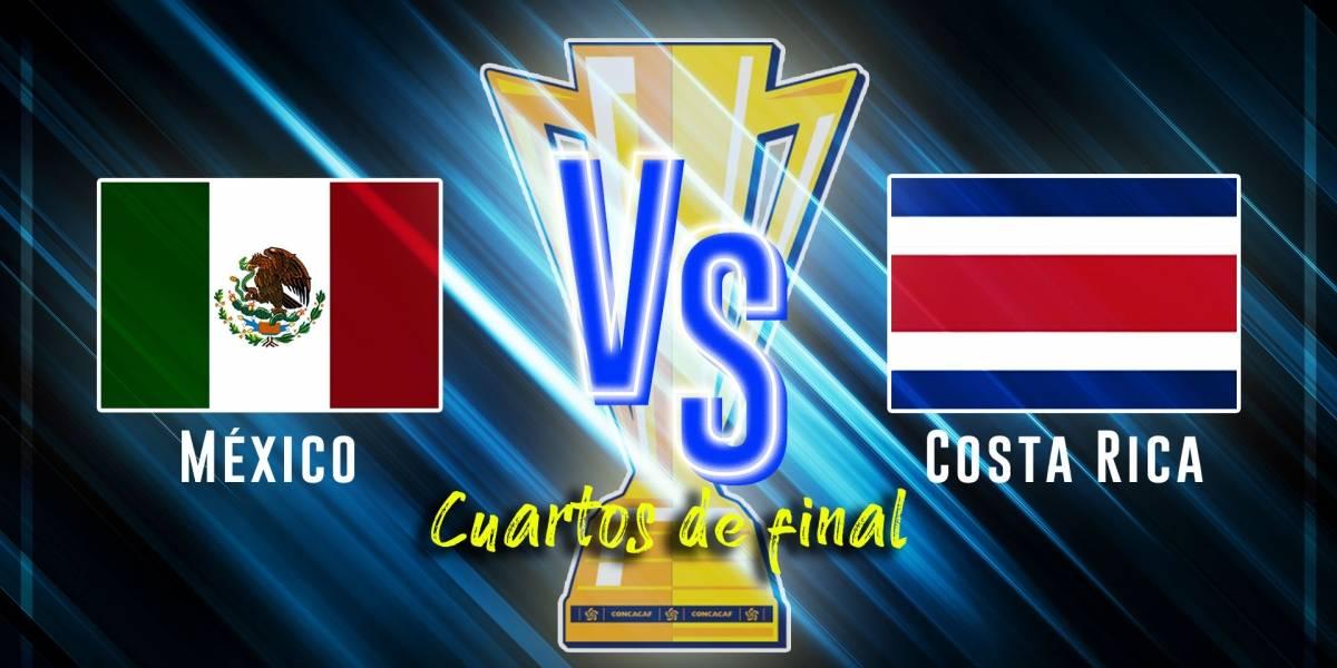 EN VIVO: México se impone a Costa Rica en penales y avanza a semis de Copa Oro