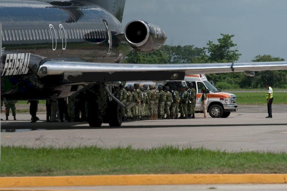 Los 81 migrantes tenían estancia irregular en México, por lo que fueron deportados Foto: Cuartoscuro