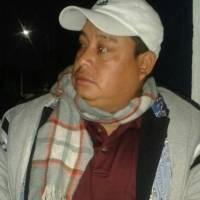 """Óscar Arnulfo López Chután, integrante e la banda """"Casa sola""""."""